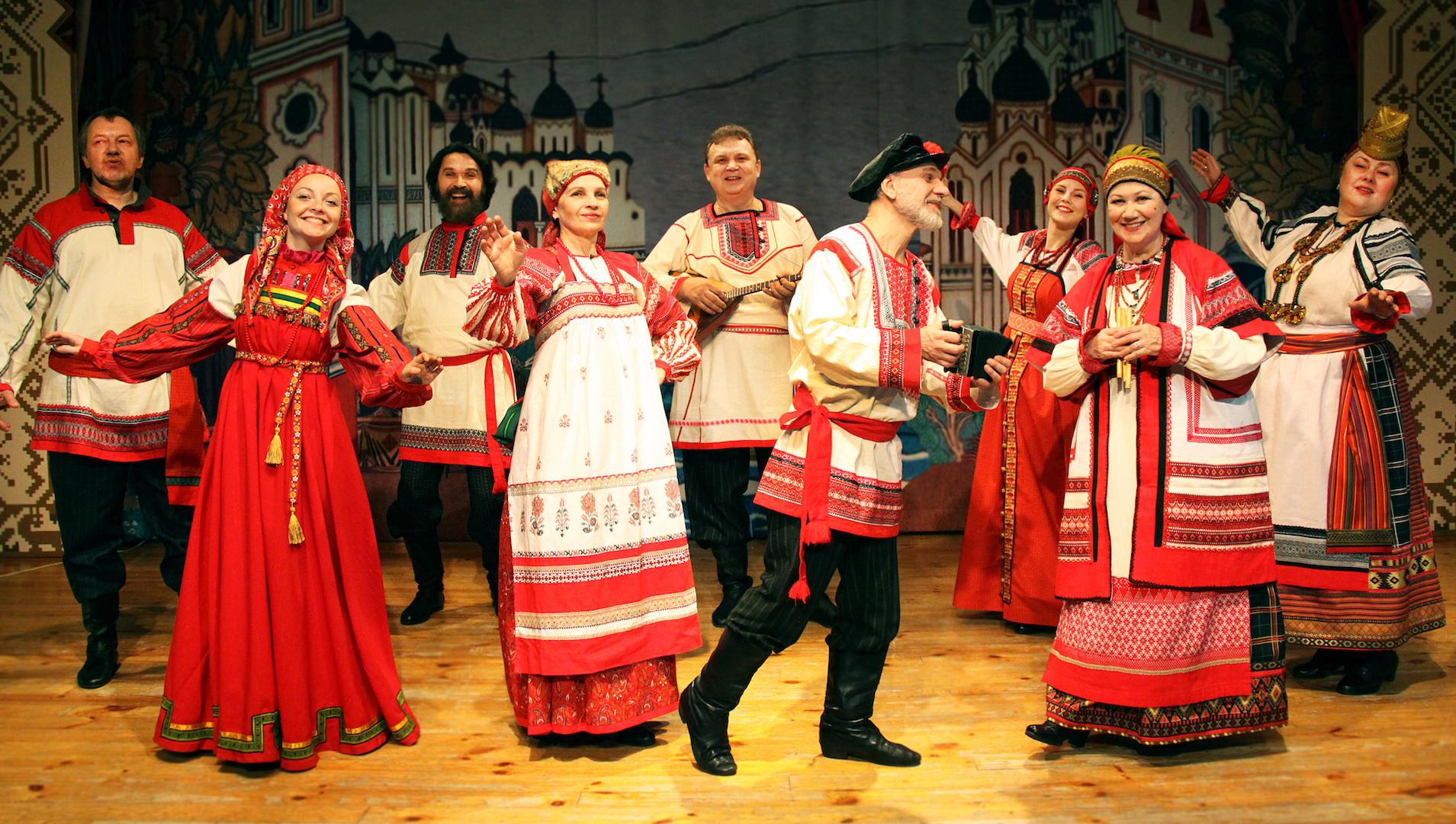 Ансамбль «Театр народной музыки»