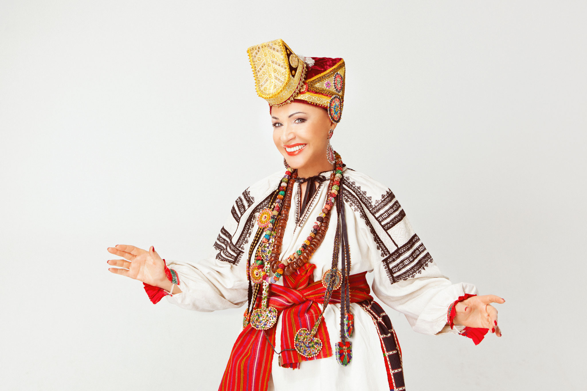 Русские современные народные певицы 8 фотография