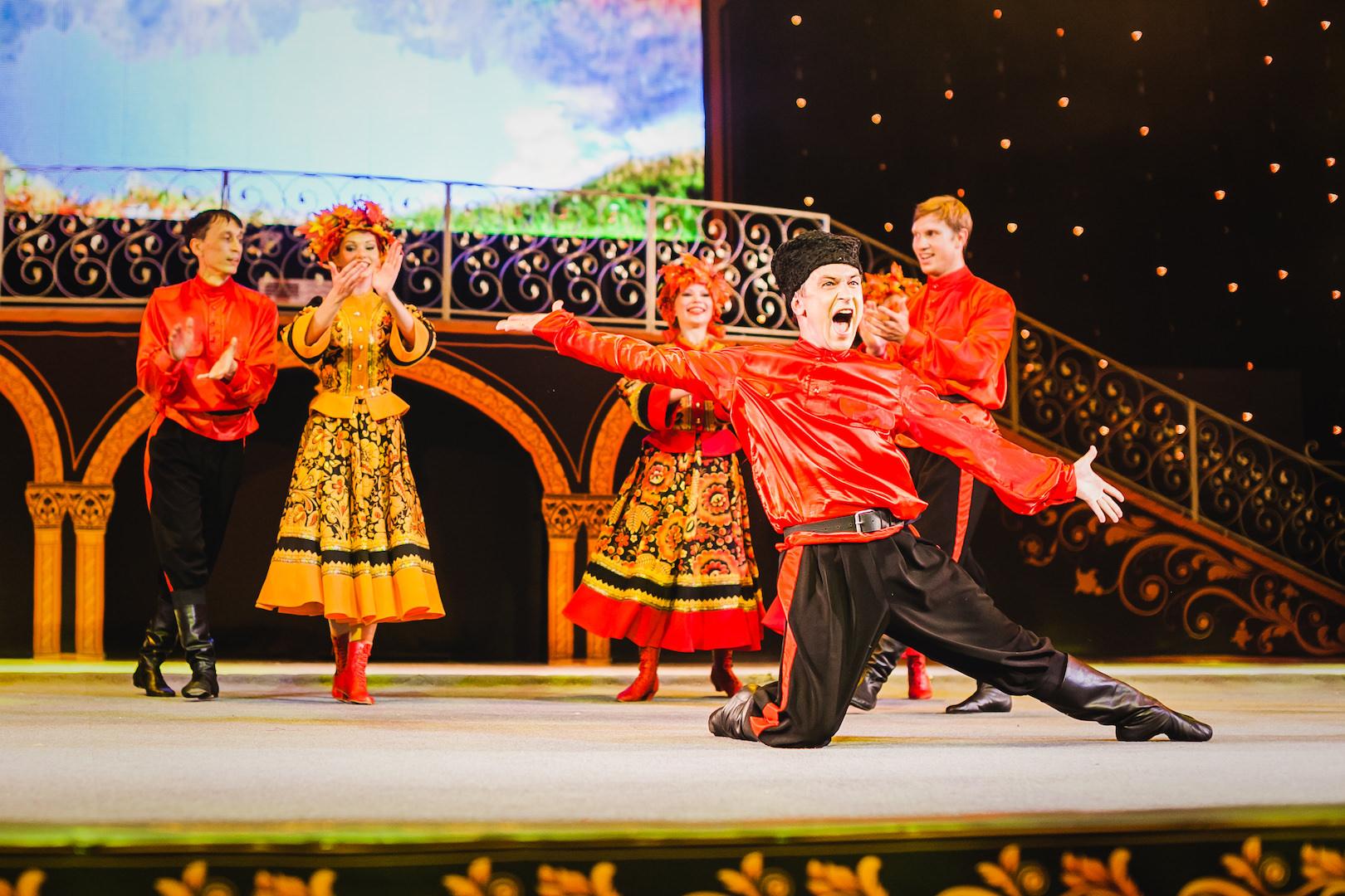 Ансамбль танца «Русские сезоны»