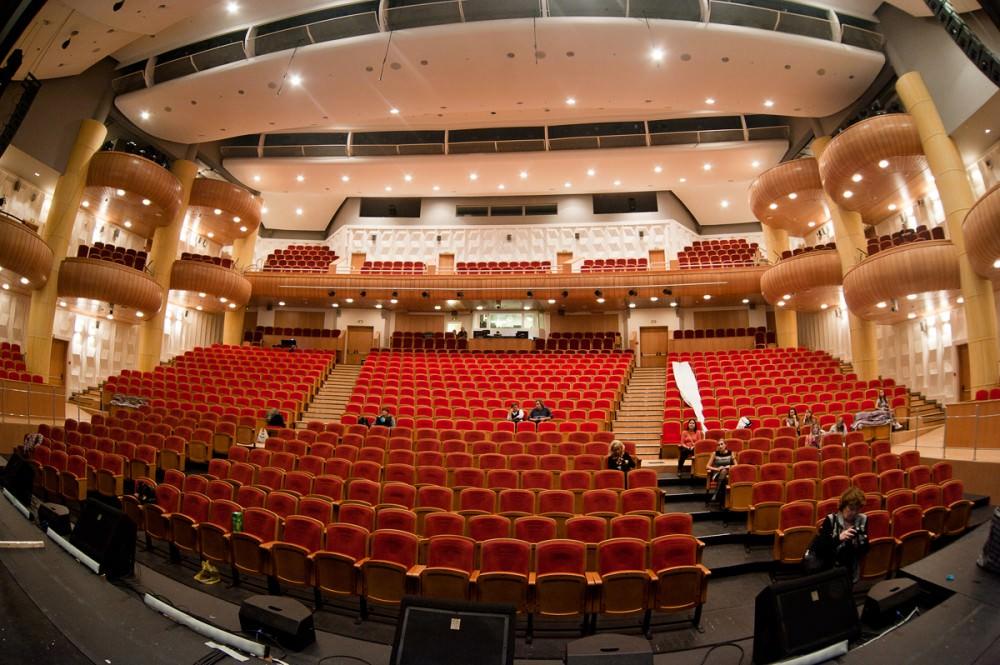 Где находиться русский театр