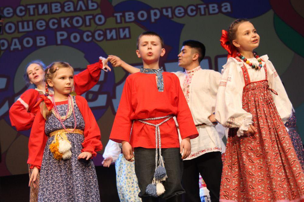 Детские конкурсные песни