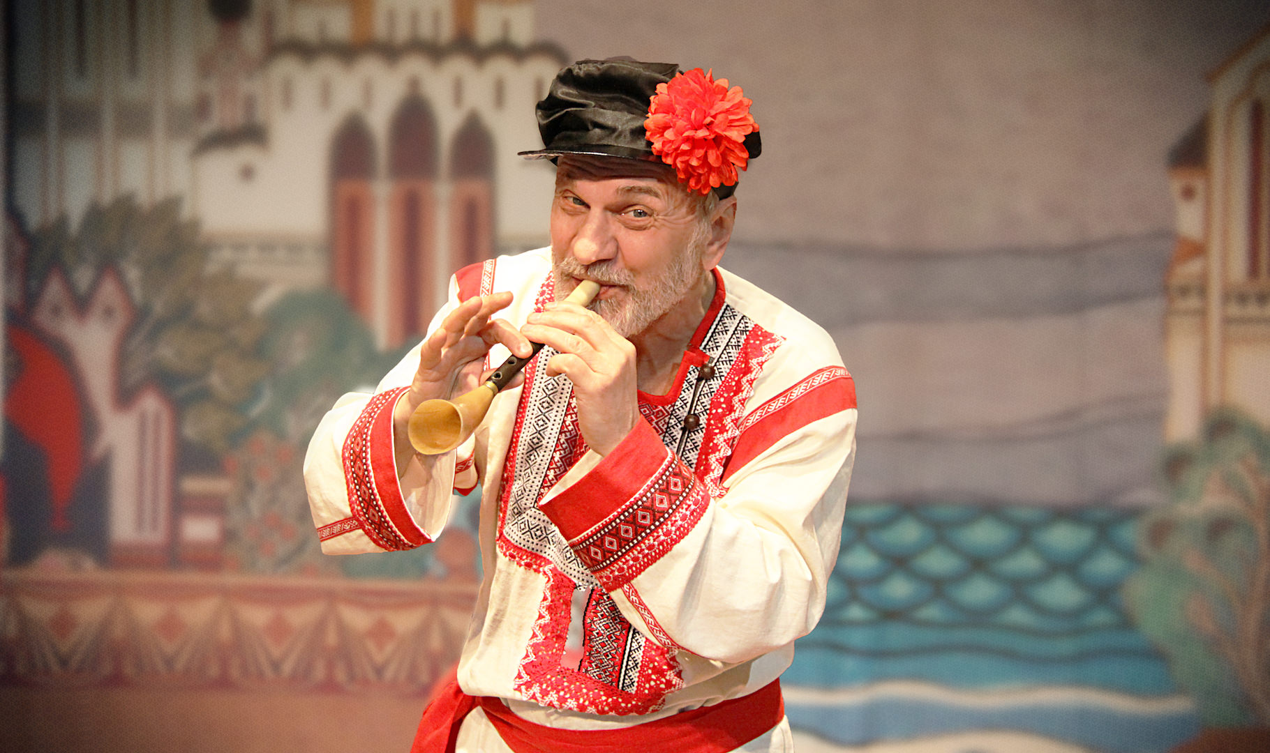Александр Варнаев